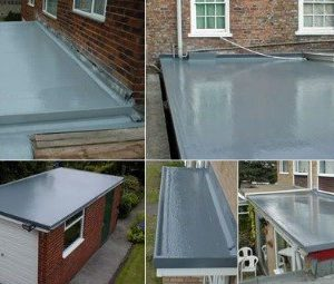 GRP Roofing System